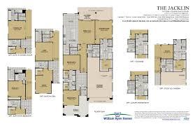Den Floor Plan The Jacklin Floor Plans William Ryan Homes