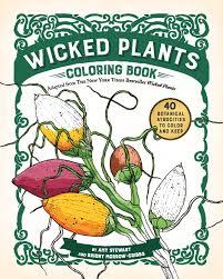 Drawings Of Children Working In A Garden Wicked Plants Amy Stewart