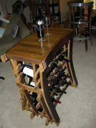 11 cool pieces of reclaimed wine barrel furniture wine gifted
