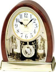 crystal desk clocks rhythm joyful crystal bells al table clock waterford treviso crystal desk clock crystal desk clocks