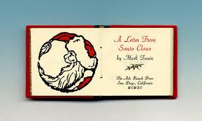 letters from santa claus a letter from santa claus books tell you why inc