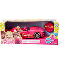 barbie red cars barbie convertible remote control car big w