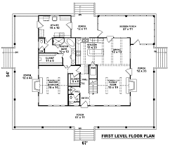 small farmhouse floor plans complete wrap around porch 58304sv architectural designs