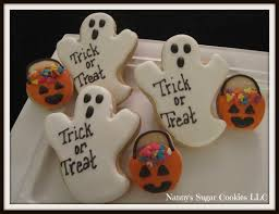 Sugar Cookie Halloween by Nanny U0027s Sugar Cookies Llc A Few Halloween Cookie Designs