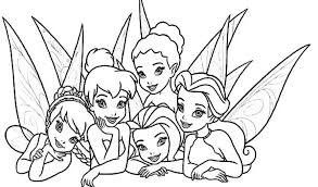 100 ideas disney fairies colouring pages emergingartspdx