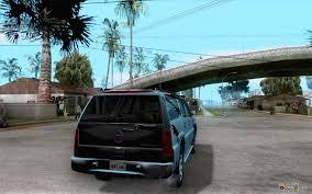cadillac minivan cadillac escalade esv 2006 for gta san andreas
