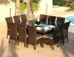 large dining room tables seating 12 seats 8 astonish black square