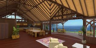 45 Balinese House Floor Plans And Designs Bali Tropical House