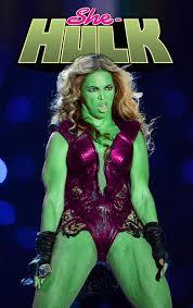 Incredible Meme - beyonce goes incredible hulk derp