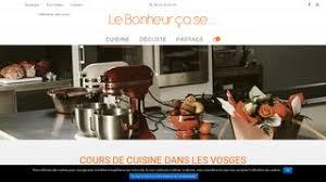 cours de cuisine vosges annuaire des restaurants et gastronomie en alsace lorraine