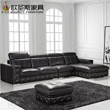 German Leather Sofas Buy Sofa Set Sofa Designs 2016 Black L Shaped Modern