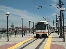 denver light rail hours rtd denver light rail train e youtube