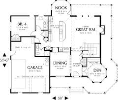 floor plans with wrap around porches plan w69044am with wraparound porch e architectural