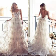 wedding dress brand discount 2017 vintage lurelly lace wedding dresses