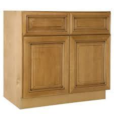 Corner Sink Base Kitchen Cabinet Unfinished Oak Corner Sink Base Cabinet Mf Cabinets