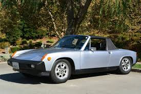 porsche silver paint code porsche 914 for sale hemmings motor news