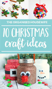 kids u0027 christmas craft ideas the organised housewife
