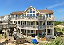 Oceanfront House Plans High Dune Vacation Rental Twiddy U0026 Company