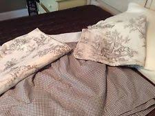 country curtains lenoxdale toile duvet cover ebay