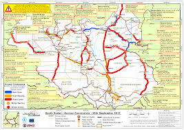 Texas Road Conditions Map Maps Page For South Sudan And Borderlands Creekbank Stories