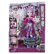 monster high welcome to monster high singing popstar ari