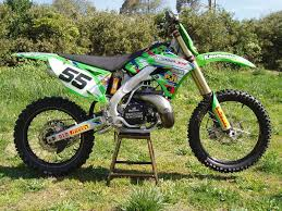 image result for 07 kx250 tricked out anygivensunday pinterest
