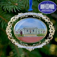 historical society of washington dc ornament