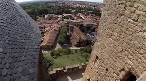 Carcassonne Carcassonne Inner City Streets U0026 Castle Gopro 2014 Part 3 3