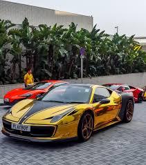 Ferrari 458 Matte Black - chrome gold matte black ferrari 458 madwhips