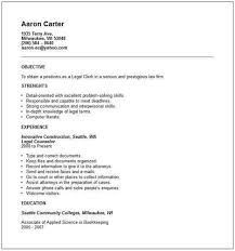 Sample Legal Resumes by Sample Resume For Llb Freshers Templates