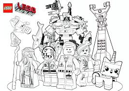 lego movie coloring pages lego movie coloring pages cool
