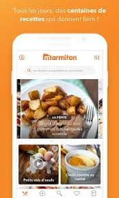 comment cuisiner les blettes marmiton marmiton recettes gourmandes android apps on play