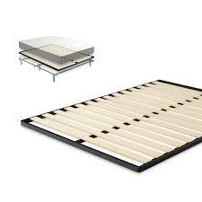 Bunk Bed Mattress Board Zinus Easy Assembly Wood Slat 1 6 Inch Bunkie Board Mattress