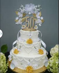 10 best 50th anniversary cake ideas images on pinterest