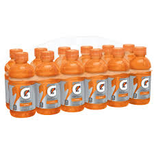 gatorade thirst quencher fierce sports drink orange 12 fl oz 12