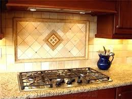 kitchen travertine backsplash travertine tile backsplash travertine backsplash light tile beige
