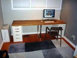 desk splendid how to build butcher block countertops wooden desk 117 awesome ikea countertop desk furniture ideas ikea countertop desk