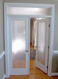 home interior doors best 25 frosted glass interior doors ideas on laundry