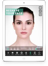 modiface photo editor perform over 50 unique effects on your selfie photos including trying on makeup