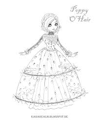 ever after high poppy o hair coloring pages getcoloringpages com