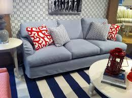 Slipcover For Large Sofa by Barnett Furniture Robin Bruce Brooke Slipcover