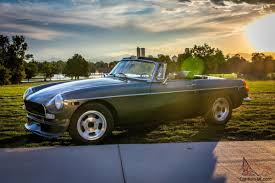 mgb mkiii beautifully restored ready for summer