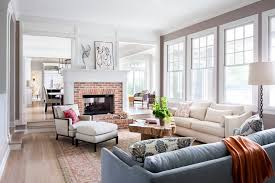 double sided sofa living room contemporary with sofas and
