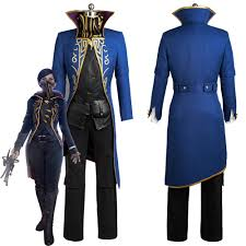 Lela Halloween Costume Compare Prices Dishonored Cosplay Costume Shopping Buy