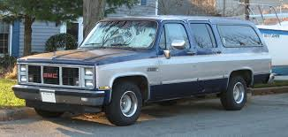 gmc jimmy 1980 1993 gmc suburban information and photos zombiedrive