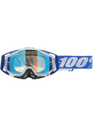 fox motocross goggles sale 100 100 percent cobalt blue mirror blue racecraft mx goggle 100