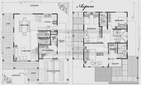 storey residential house floor plans home design decor ideas