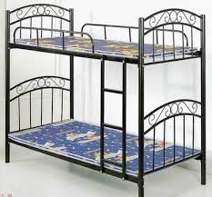 Iron Bunk Bed Bunk Beds Bunk Bed With Pullout Storage Manufacturer From Mumbai