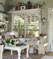 garden home interiors shabby chic garden shed of a garden shed i the quilts