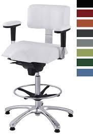 chaise bureau haute siege haut ergonomique basculant imedi